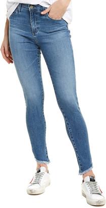 AG Jeans Farrah 15 Years Chn High-Rise Ankle Skinny Leg