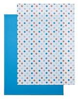 Fashion World Polka Dot Set of 2 Tea Towel