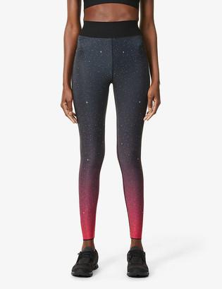 ULTRACOR Galaxia high-rise stretch-jersey leggings