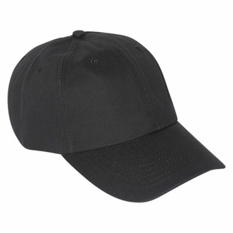 American Apparel Unisex Cotton Twill Baseball Hat
