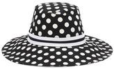 Dolce & Gabbana Cotton polka-dot hat