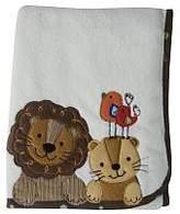 Lambs & Ivy Blanket - S.S. Noah