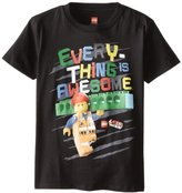 Lego Big Boys' Movie Everything Is Awesome T-Shirt