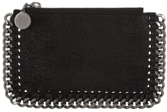 Stella McCartney Falabella Zipped Card Holder