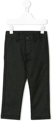 Knot Jacques straight pants