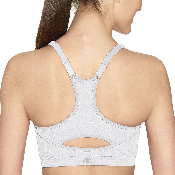 Champion bra: under cover seamless sports bra 2374 - women's