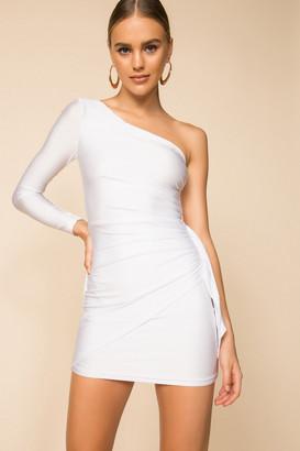 superdown Alisa One Shoulder Dress