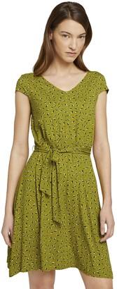 Tom Tailor Women's 1026052 Basic Dress