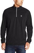 Champion Men's Quarter-Zip Pullover Performance Fleece Jacket