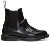 Dr. Martens Black Tina Chelsea Boots