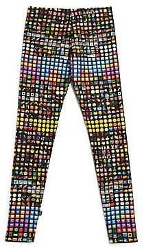 dae42202d Terez Girl's Emoji Leggings