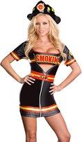 Dreamgirl Women's Smokin' Hot Firefighter Costume