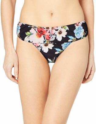 Ella Moss Women's Banded Swimsuit Bikini Bottom