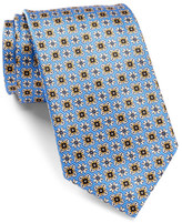 Robert Talbott Best Of Class Medallion Silk Tie