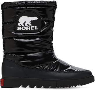 Sorel Joan Of Arctic Next Lite Mid Puffy Boots