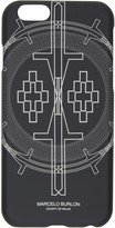 Marcelo Burlon County of Milan Black Cerro Escorial Iphone 6 Case