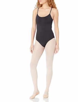 Danskin Women's New York City Ballet Lace Back Camisole Leotard