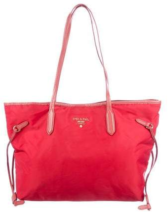 af886e11d98d Red Prada Saffiano Bag - ShopStyle