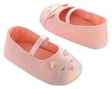 Circo Baby Girls' Critter Mary Jane Shoes Pink Kitty