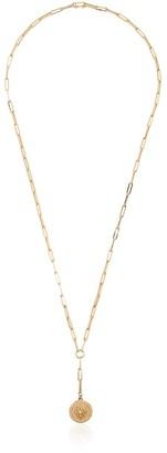 Foundrae Medium Strength diamond necklace