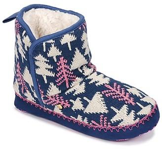 Cool shoe DAKOTA women's Flip flops in Blue
