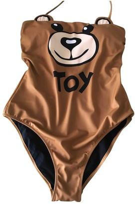 Moschino Camel Lycra Swimwear for Women