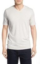 Travis Mathew 'Trumbull' Trim Fit Slubbed T-Shirt
