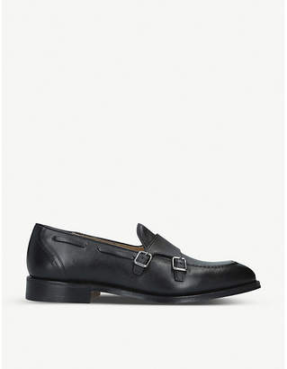 Church's Clatford St James leather double monk shoes