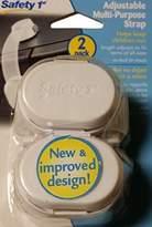 Safety 1st Adjustable Muti Purpose Strap. 2 pack