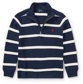 Ralph Lauren Childrenswear Striped French-Rib Pullover