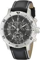 Tissot Men's T0674171605100 PRS 200 Chronograph Dial Watch
