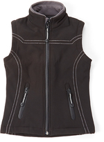 Roper Black Vest - Girls