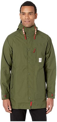 Topo Designs Raincoat (Olive) Men's Coat