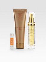 Hampton Sun Sunless Tanning Gel & Shimmer Spray & Bonus SPF 30 Lip Balm