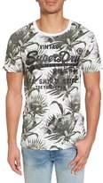 Superdry Shirt Shop Aop T-Shirt