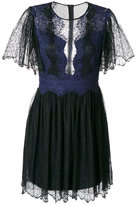 Three floor Foxglove lace dress