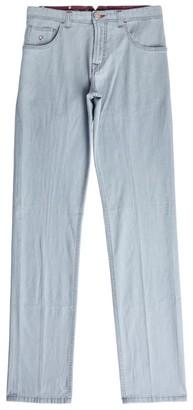 Stefano Ricci Slim Contrast Jeans