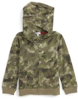 Splendid Infant Boy's Camo Hoodie
