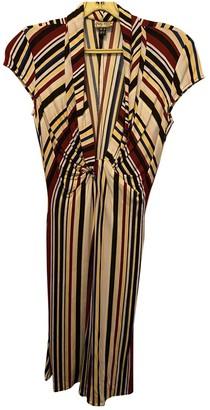 Issa Multicolour Viscose Dresses
