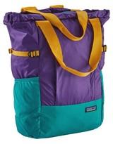 Patagonia Tote Backpack - Purple