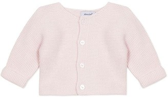 Absorba New-Born Unisex Cardigan Light Blue