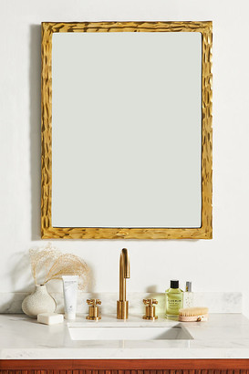 Anthropologie Bette Mirror By in Brown Size ALL