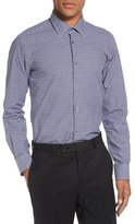 Pal Zileri Gingham Check Sport Shirt