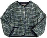 La Stupenderia Lurex Jacquard Tweed Jacket