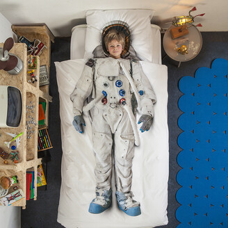 Snurk - Astronaut Duvet Set - Single
