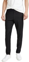 Paul Smith Drawstring Waist Trousers With Side Strip