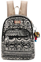 Sakroots Artist Circle Small Backpack & Charging Wristlet- Set of 2