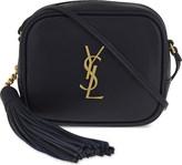 Saint Laurent Petite Monogram Blogger leather shoulder bag