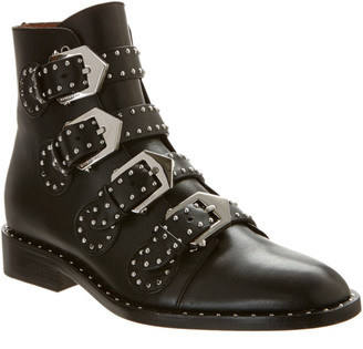 Givenchy Studded Leather Boot