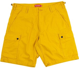 Supreme Straight-Leg Cargo Shorts